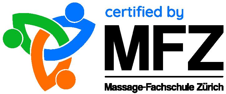 Certified Zertifiziert - Massage Fachschule Zürich